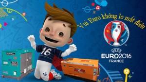 không lo mất điện mùa euro 2016