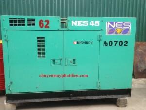 Máy phát điện NES 45 kva