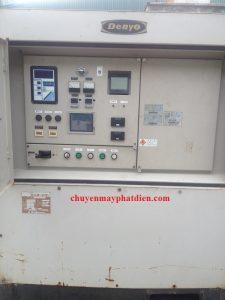 bảng điều khiển máy 150 kva