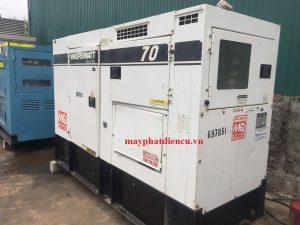 máy phát điện mq denyo 70 kva 8