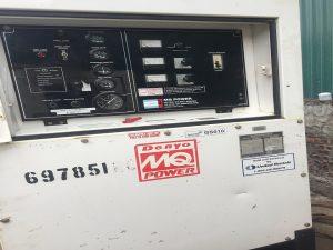 máy phát điện mq denyo 70 kva 5