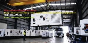 Dong Tien Generator Hire provide expert service and maintenance of generators in ha noi viet nam