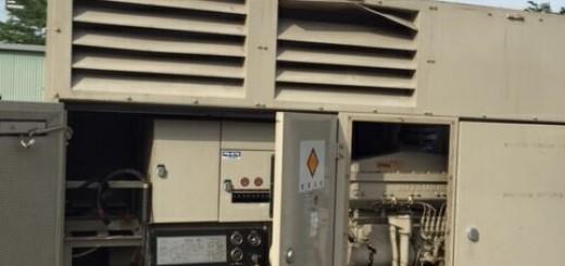 cho thuê máy phát điện mitsubishi công suất lớn