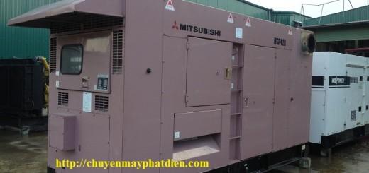 máy phát điện mitsubishi 400 kva