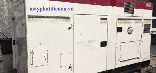 máy phát điện shindaiwa 150 kva động cơ isuzu 1