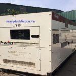 máy phát điện shindaiwa 150 kva động cơ isuzu 2