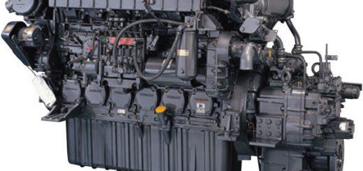 động cơ diesel tàu thủy